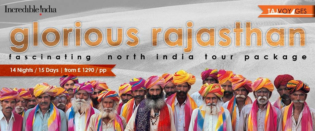 Glorious Rajasthan, North India, Jaipur, Udaipur, Jodhpur tours