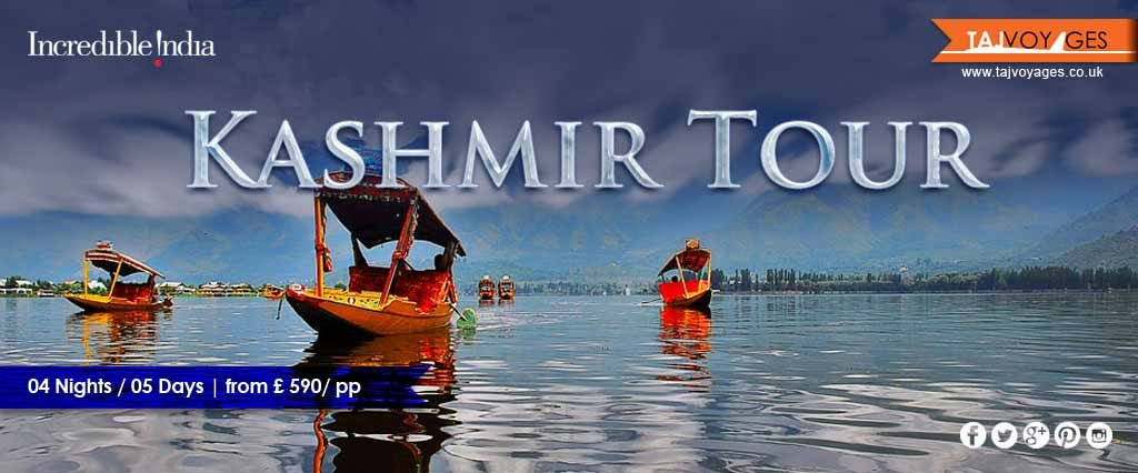 Incredible India tours, Kashmir tour